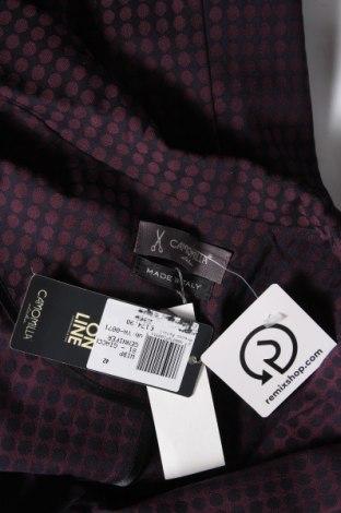 Дамско сако Camomilla, Размер M, Цвят Лилав, 70% полиестер, 25% вискоза, 5% еластан, еко кожа, Цена 27,37лв.