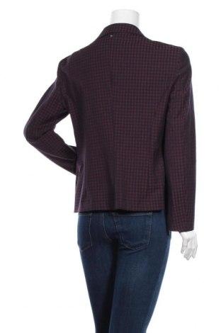 Дамско сако Camomilla, Размер XL, Цвят Лилав, 70% полиестер, 25% вискоза, 5% еластан, еко кожа, Цена 27,37лв.