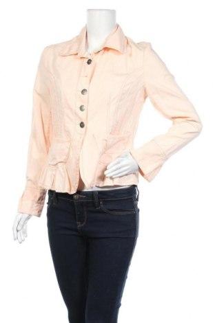 Дамско сако Casa Blanca, Размер M, Цвят Розов, Памук, Цена 3,00лв.