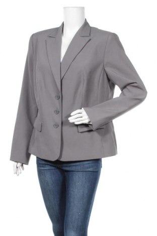 Γυναικείο σακάκι Chillytime, Μέγεθος XL, Χρώμα Γκρί, Πολυεστέρας, Τιμή 3,91€