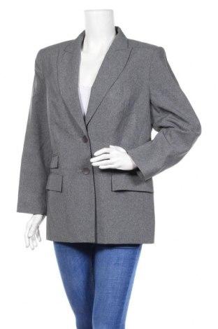 Дамско сако Collection Chalice, Размер XL, Цвят Сив, Полиестер, Цена 7,61лв.