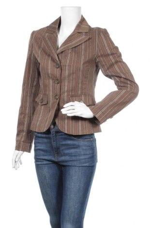 Дамско сако Colours Of The World, Размер S, Цвят Кафяв, 70% памук, 29% полиестер, 1% еластан, Цена 3,00лв.