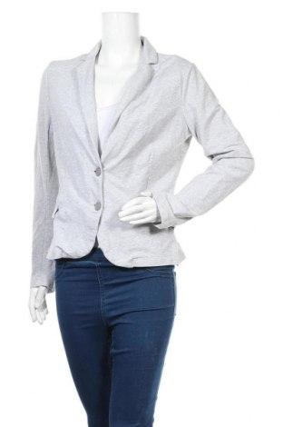 Γυναικείο σακάκι Conbipel, Μέγεθος M, Χρώμα Γκρί, 95% βαμβάκι, 5% ελαστάνη, Τιμή 6,14€