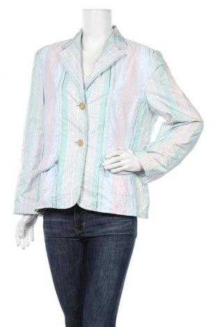 Γυναικείο σακάκι Dino Moda, Μέγεθος XL, Χρώμα Πολύχρωμο, Πολυεστέρας, Τιμή 6,59€