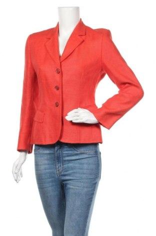 Γυναικείο σακάκι Dino Moda, Μέγεθος M, Χρώμα Πορτοκαλί, Τιμή 8,57€