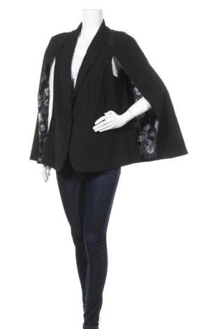 Γυναικείο σακάκι Disney, Μέγεθος M, Χρώμα Μαύρο, 78% πολυεστέρας, 18% βισκόζη, 4% ελαστάνη, Τιμή 12,67€