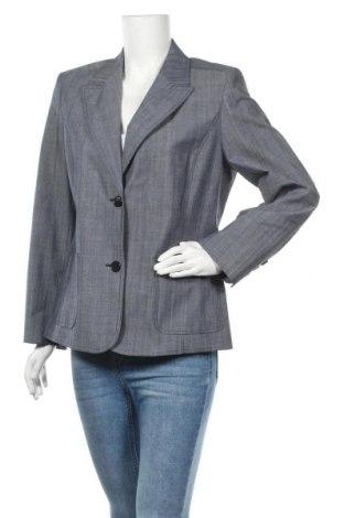Дамско сако Duo, Размер L, Цвят Сив, 62% памук, 35% полиестер, 3% еластан, Цена 6,83лв.