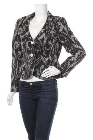 Дамско сако Elegance, Размер L, Цвят Многоцветен, 51% полиамид, 49% памук, Цена 17,01лв.