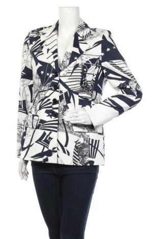 Дамско сако Elegance, Размер L, Цвят Син, 98% памук, 2% еластан, Цена 19,85лв.
