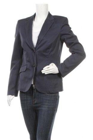 Дамско сако Esprit, Размер L, Цвят Син, 98% памук, 2% еластан, Цена 8,40лв.