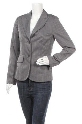 Дамско сако Fabiani, Размер M, Цвят Сив, 99% полиестер, 1% вискоза, Цена 5,67лв.