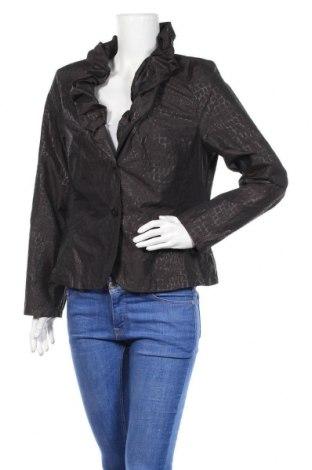 Дамско сако Fabiani, Размер M, Цвят Сив, Полиестер, Цена 5,78лв.