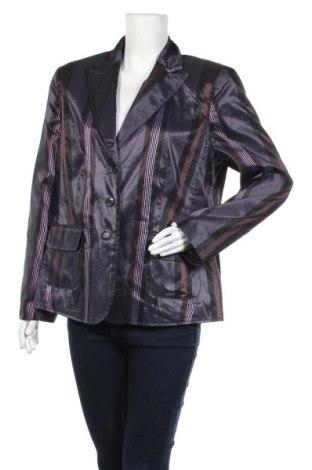 Дамско сако Fabiani, Размер XL, Цвят Многоцветен, Полиестер, Цена 5,78лв.