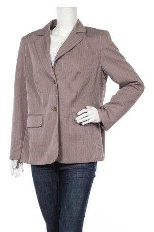 Дамско сако Fabiani, Размер XL, Цвят Сив, 99% полиестер, 1% вискоза, Цена 7,35лв.