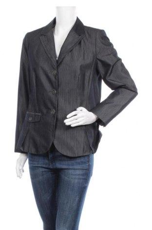 Дамско сако Fabiani, Размер M, Цвят Син, 65% памук, 35% полиестер, Цена 12,39лв.