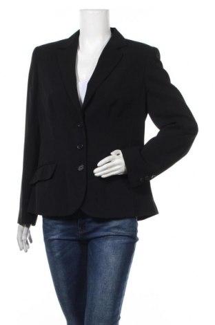 Дамско сако Fabiani, Размер L, Цвят Черен, Полиестер, Цена 6,83лв.
