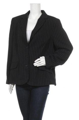Дамско сако Fabiani, Размер XL, Цвят Черен, 99% полиестер, 1% еластан, Цена 7,35лв.