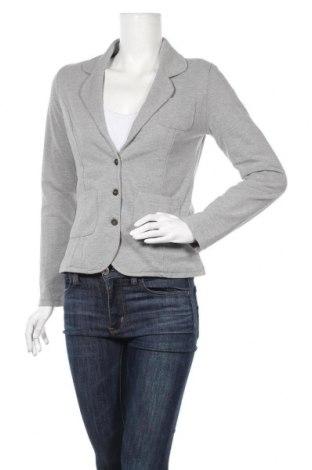 Γυναικείο σακάκι Flg, Μέγεθος S, Χρώμα Γκρί, Βαμβάκι, Τιμή 5,00€