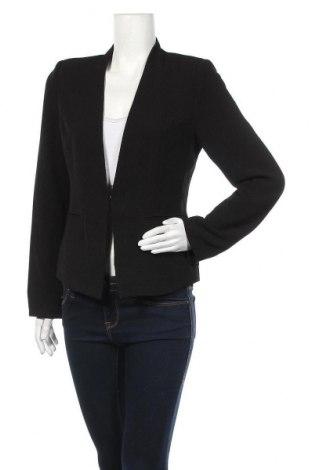 Дамско сако Forcast, Размер M, Цвят Черен, Полиестер, Цена 16,75лв.