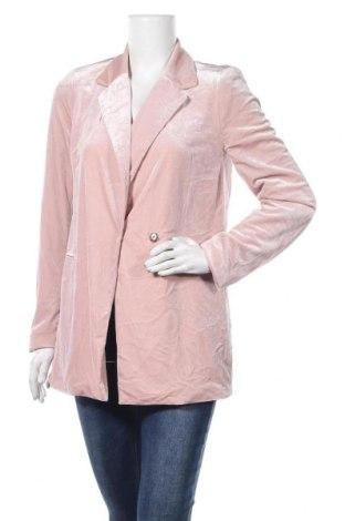 Γυναικείο σακάκι Forever 21, Μέγεθος M, Χρώμα Ρόζ , Πολυεστέρας, Τιμή 24,55€