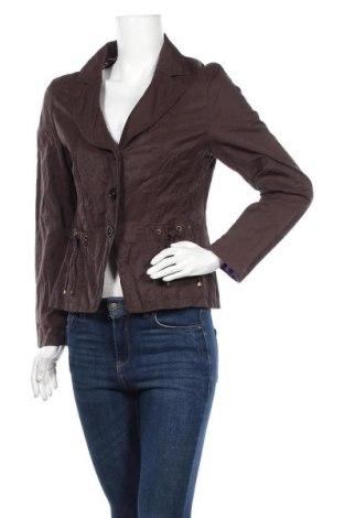 Дамско сако G.W., Размер M, Цвят Кафяв, Цена 8,40лв.