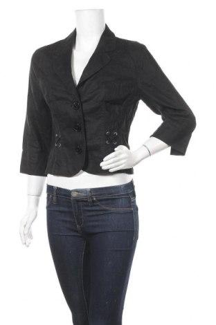 Γυναικείο σακάκι G.W., Μέγεθος M, Χρώμα Μαύρο, Τιμή 15,46€