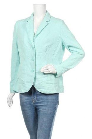 Γυναικείο σακάκι G.W., Μέγεθος M, Χρώμα Μπλέ, Τιμή 7,73€