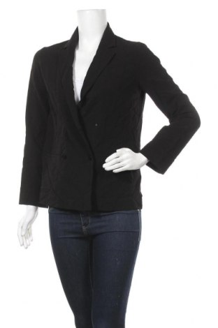 Дамско сако Gerard Darel, Размер S, Цвят Черен, 89% полиестер, 11% полиуретан, Цена 15,23лв.