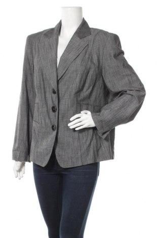 Γυναικείο σακάκι Gerry Weber, Μέγεθος XXL, Χρώμα Γκρί, Τιμή 7,27€