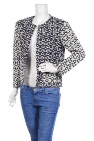 Дамско сако H&M L.O.G.G., Размер M, Цвят Син, 83% памук, 17% полиестер, Цена 29,40лв.