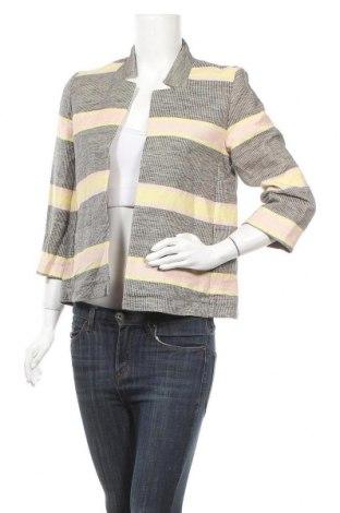 Γυναικείο σακάκι Hallhuber, Μέγεθος S, Χρώμα Πολύχρωμο, 64% βαμβάκι, 36% λινό, Τιμή 13,64€