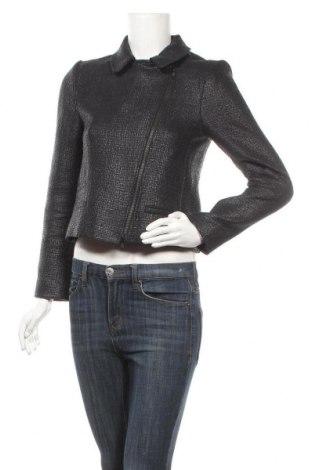 Γυναικείο μπουφάν Hallhuber, Μέγεθος S, Χρώμα Γκρί, 64% βαμβάκι, 28% πολυεστέρας, 8% βισκόζη, Τιμή 18,65€
