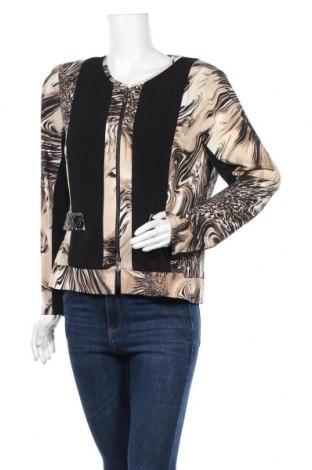 Дамско сако Hermann Lange, Размер L, Цвят Черен, 95% полиестер, 5% еластан, Цена 24,99лв.