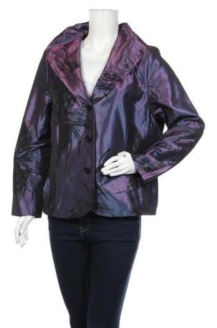 Дамско сако Hermann Lange, Размер XL, Цвят Многоцветен, Полиестер, Цена 30,24лв.