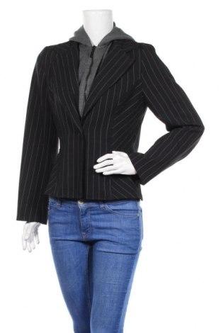 Γυναικείο σακάκι Infinity, Μέγεθος S, Χρώμα Μαύρο, 98% πολυεστέρας, 2% ελαστάνη, Τιμή 15,79€