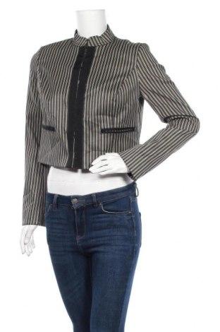 Дамско сако Isaac Mizrahi, Размер M, Цвят Многоцветен, 69% полиестер, 29% памук, 2% еластан, Цена 12,60лв.