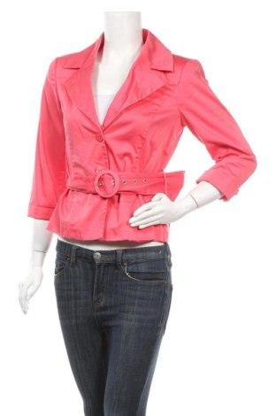Дамско сако Kapalua, Размер S, Цвят Розов, 97% памук, 3% еластан, Цена 7,09лв.