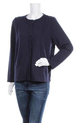 Γυναικείο σακάκι Kate Storm, Μέγεθος L, Χρώμα Μπλέ, 60% πολυεστέρας, 40% βισκόζη, Τιμή 13,16€