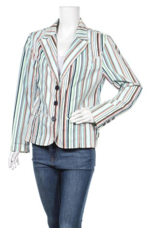 Γυναικείο σακάκι Kenny S., Μέγεθος M, Χρώμα Πολύχρωμο, 97% βαμβάκι, 3% ελαστάνη, Τιμή 6,76€