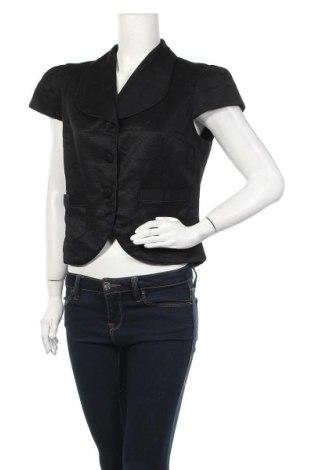 Дамско сако Liz Jordan, Размер M, Цвят Черен, 70% вискоза, 30% полиестер, Цена 3,00лв.