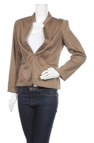 Дамско сако Liz Jordan, Размер S, Цвят Кафяв, 97% памук, 3% еластан, Цена 3,00лв.