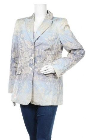 Γυναικείο σακάκι Madeleine, Μέγεθος L, Χρώμα Μπλέ, Πολυεστέρας, Τιμή 14,03€