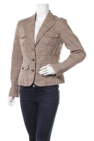 Γυναικείο σακάκι Milano Italy, Μέγεθος M, Χρώμα Καφέ, 97% βαμβάκι, 3% ελαστάνη, Τιμή 10,17€