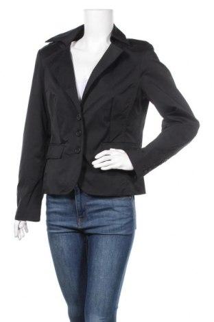 Γυναικείο σακάκι Milano Italy, Μέγεθος L, Χρώμα Μαύρο, 97% πολυαμίδη, 3% ελαστάνη, Τιμή 14,91€