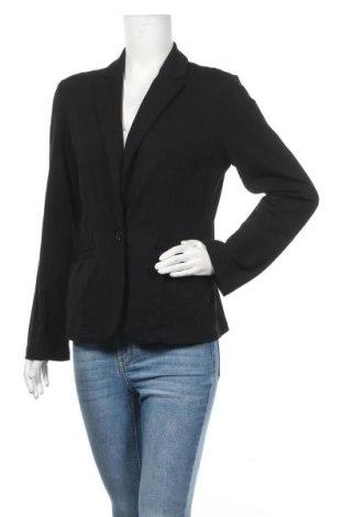 Γυναικείο σακάκι Milano Italy, Μέγεθος M, Χρώμα Μαύρο, 62% βισκόζη, 33% πολυαμίδη, 5% ελαστάνη, Τιμή 10,91€