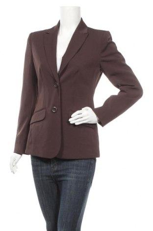 Дамско сако Modeszene, Размер S, Цвят Кафяв, 95% полиестер, 5% еластан, Цена 5,31лв.
