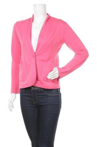 Γυναικείο σακάκι Mshll Girl, Μέγεθος M, Χρώμα Ρόζ , 60% πολυεστέρας, 40% βαμβάκι, Τιμή 3,91€
