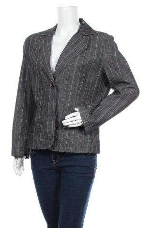 Дамско сако My Own, Размер L, Цвят Сив, 62% памук, 37% полиестер, 1% еластан, Цена 30,45лв.