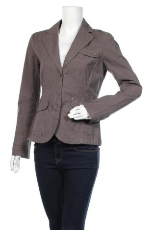 Дамско сако My Own, Размер M, Цвят Сив, 98% памук, 2% еластан, Цена 3,00лв.
