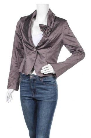Дамско сако Nicowa, Размер S, Цвят Сив, Цена 3,00лв.